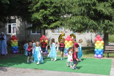 Група с.Кралево - ДГ 1-ви Юни - Руец